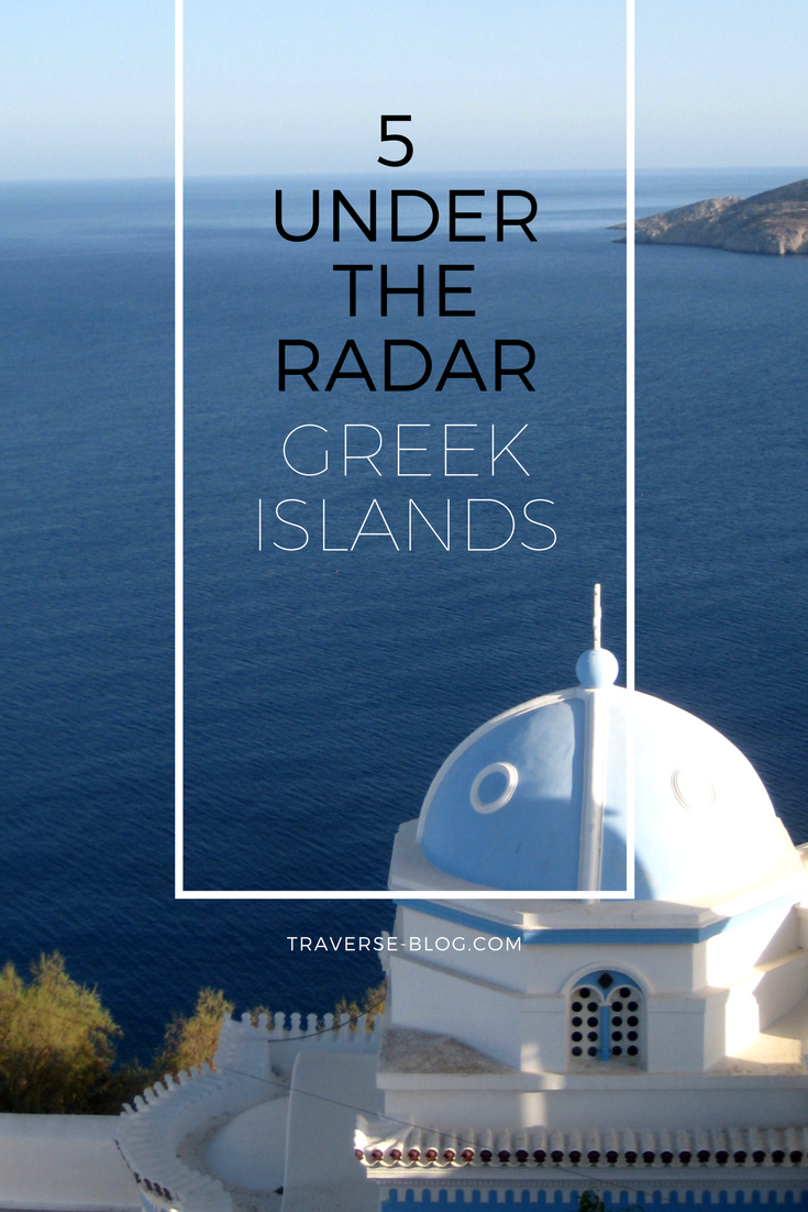 Any trip to the Greek Islands will include stops in Mykonos and Santorini, but what about the other islands? Here are 5 under-the-radar Greek Islands that you need to add to your next travel itinerary.