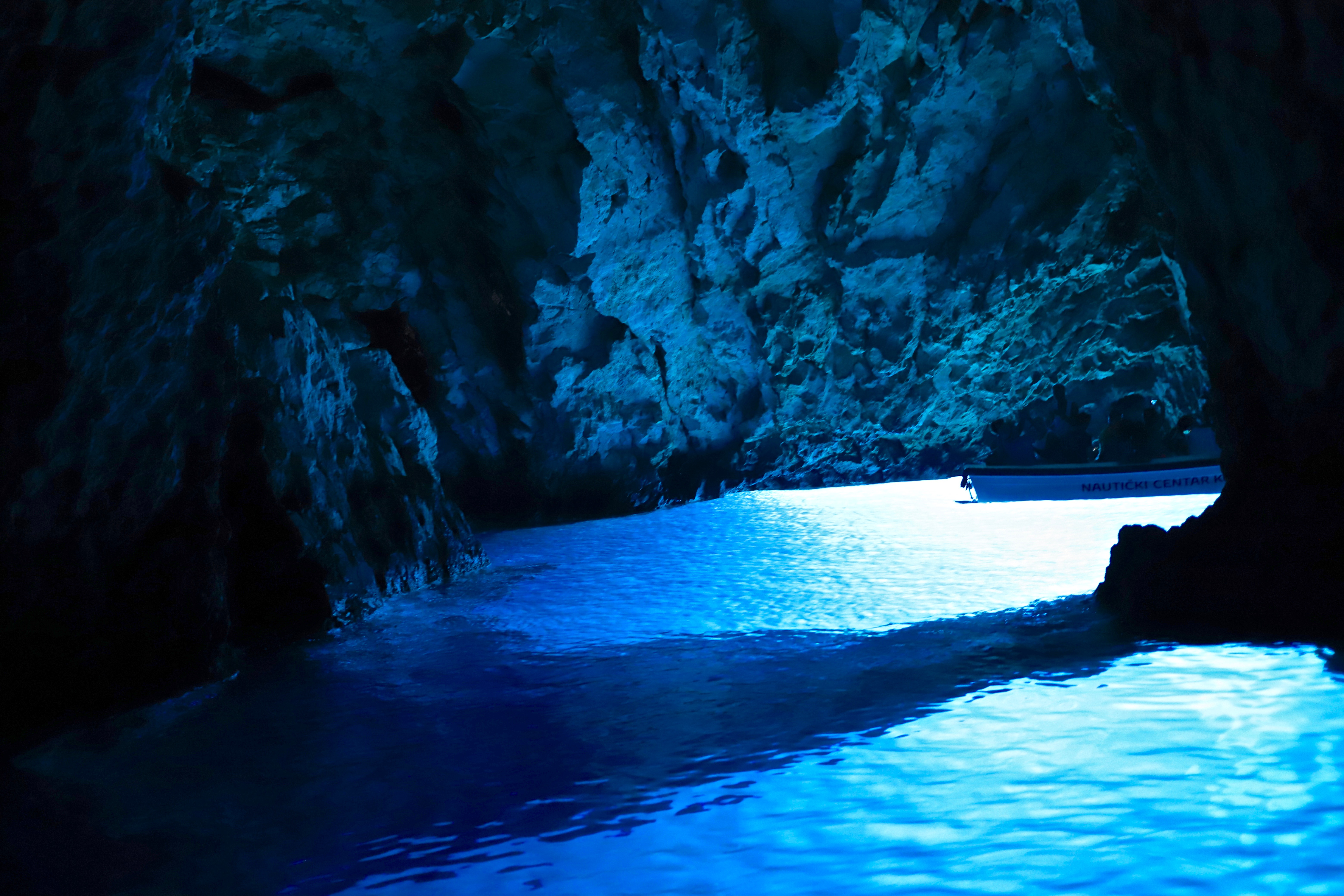 The Blue Cave in Croatia is one of the most popular attractions along the Dalmatian coast, drawing thousands of visitors every summer. As popular natural wonder, you will see photos of the Blue Cave everywhere. This travel blogger learned a few key lessons from her visit to the Blue Cave and she shares her inside tips with you. This post summarizes everything you need to know about visiting the Blue Cave in Croatia!